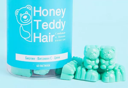 Показания к Honey Teddy Hair
