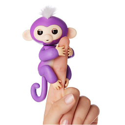 Fingerlings Monkey обезьянка